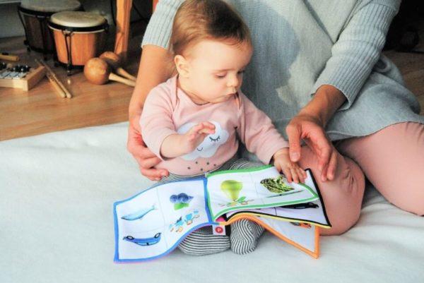 幼児の読書