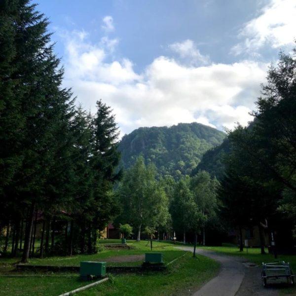 定山渓自然の村