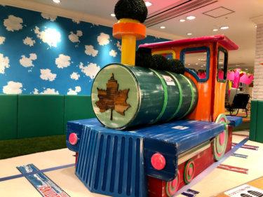 ロゴスのアウトドア用品が楽しいキッズステーション/おもちゃ全部見せ!【札幌ファクトリー】